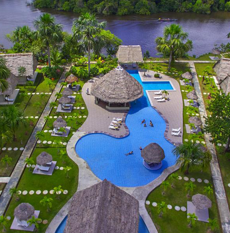 irapay luxury resort iquitos peru